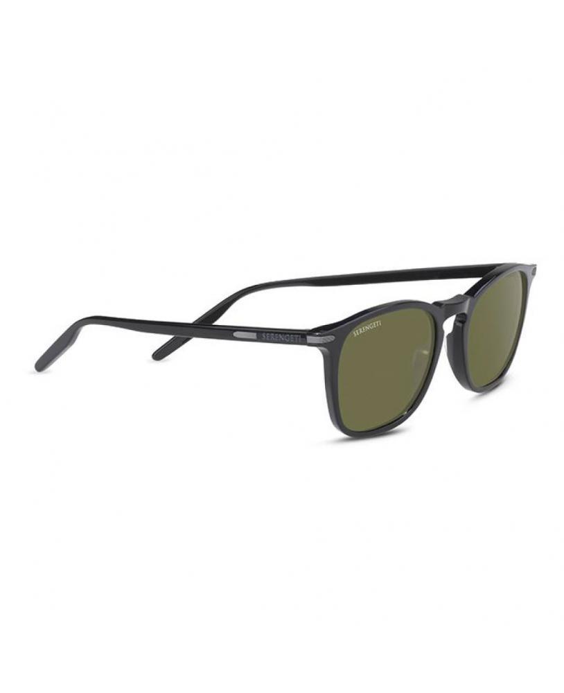 Gafas de sol Serengeti DELIO Shiny Black