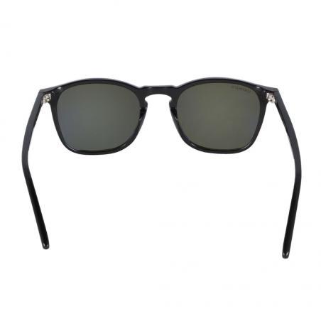 Gafas de sol Serengeti DELIO Shiny Black trasera