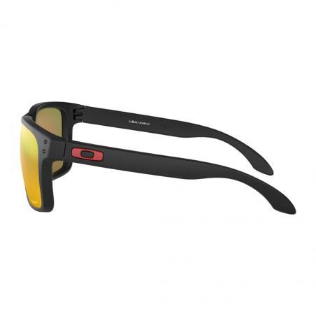 Gafas de sol Oakley HOLBROOK XL NEGRO lateral