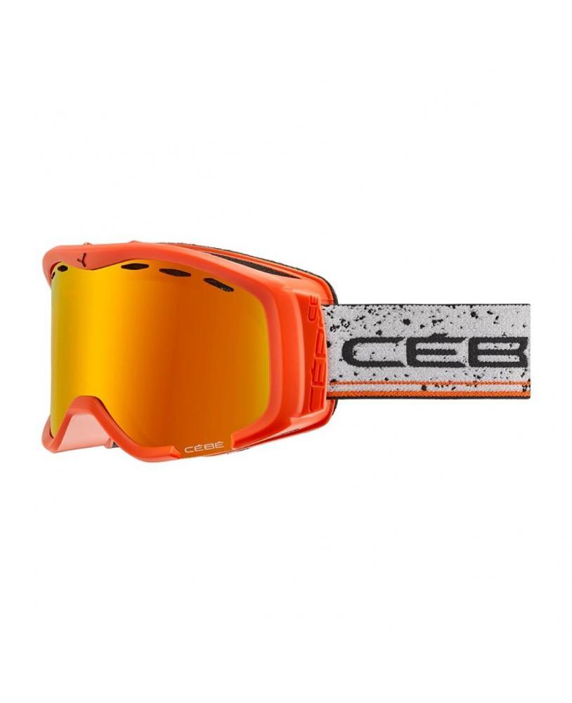 Gafas de nieve Cébé CHEEKY OTG Naranja