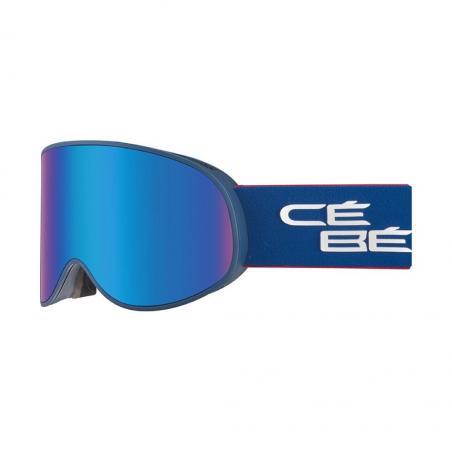 Gafas de nieve Cébé ATTRACTION Azul