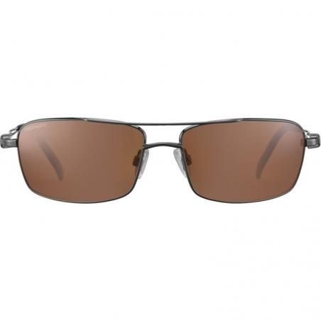 Gafas de sol Serengeti DANTE Negro lateral