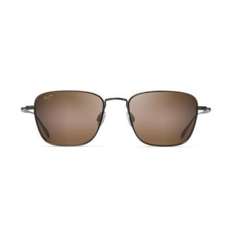 Gafas de sol Maui Jim SPINNAKER Bronce Mate frontal