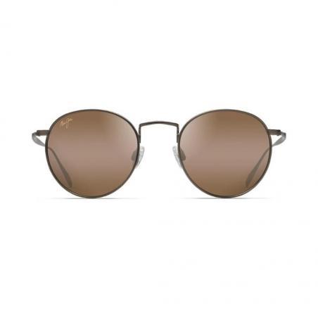 Gafas de sol Maui Jim NAUTILUS Bronce Mate frontal