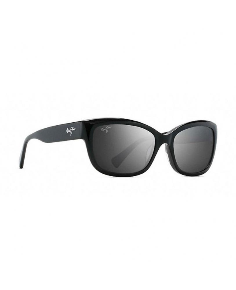 Gafas de sol Maui Jim PLUMERIA Negro Brillo