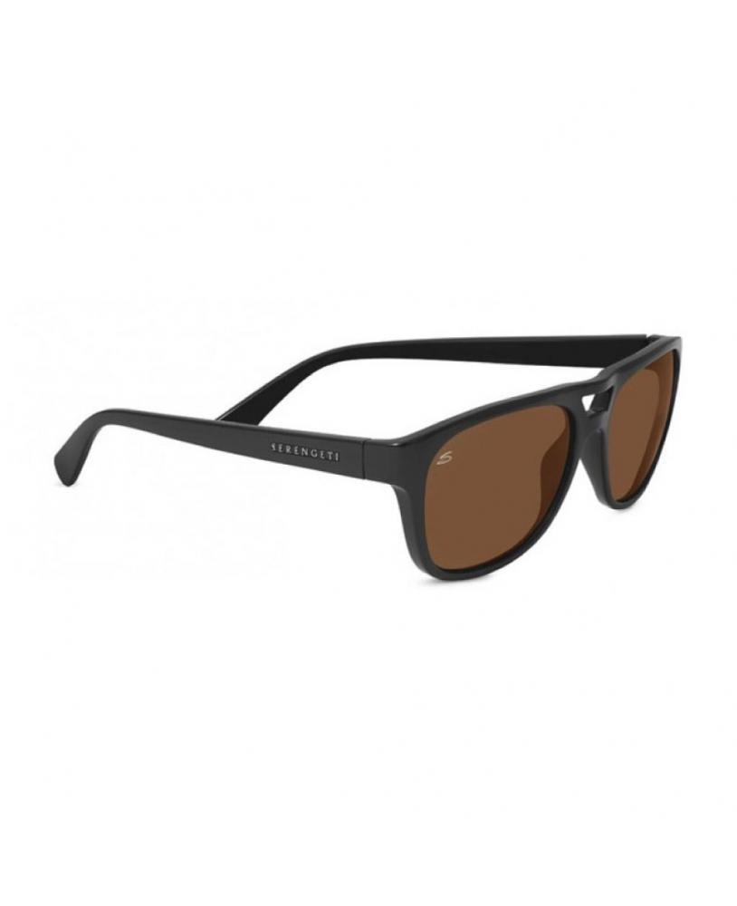 Gafas de sol Serengeti TOMMASO Negro