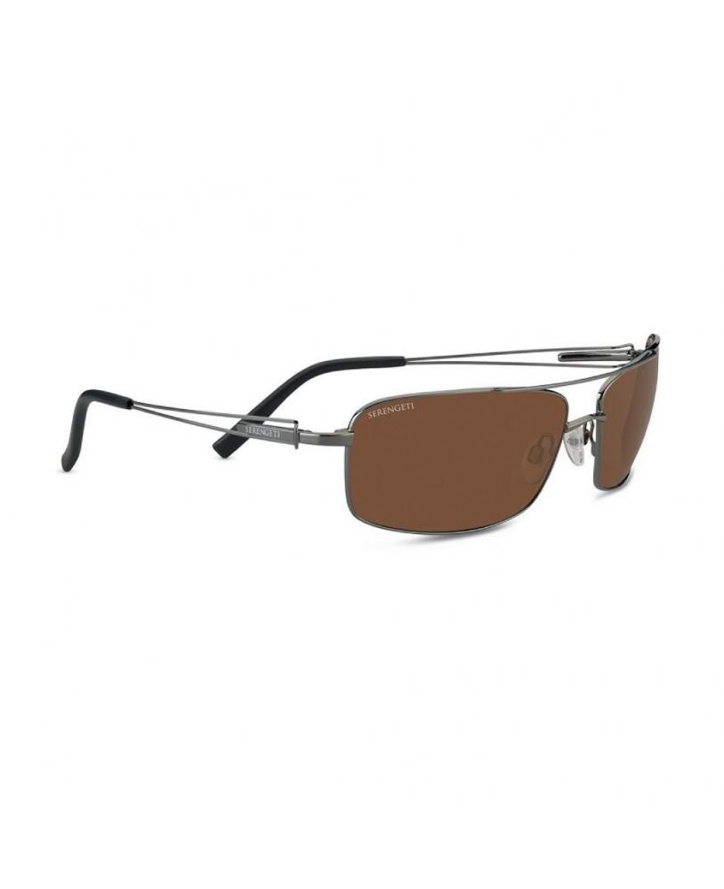 Gafas de sol Serengeti DANTE Plata Brillo