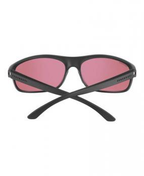 Gafas de sol Serengeti ALESSIO Negro Rosa trasera