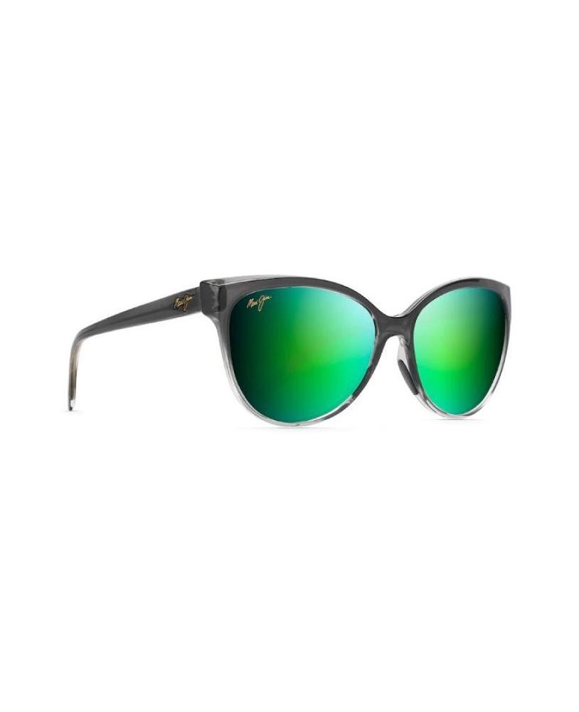 Gafas polarizadas Maui Jim OLU OLU GRIS CLARO lateral