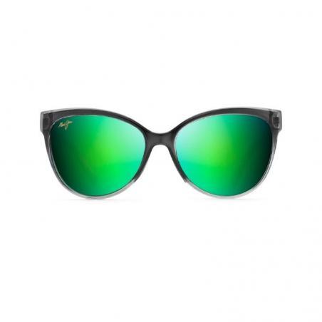 Gafas polarizadas Maui Jim OLU OLU GRIS CLARO frontal