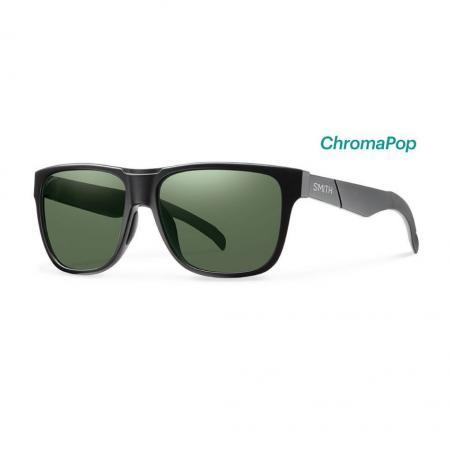 Gafas de sol polarizadas Smith LOWDOWN NEGRO MATE