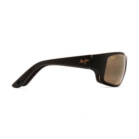 Gafas de sol Maui Jim HALEAKALA NEGRO MATE lateral