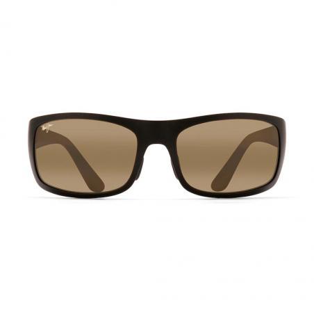 Gafas de sol Maui Jim HALEAKALA NEGRO MATE frontal