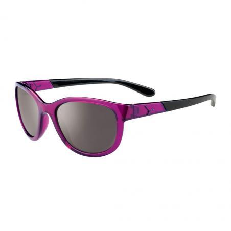 Gafas de sol de niña Cébé KATNISS Shiny Violet Black