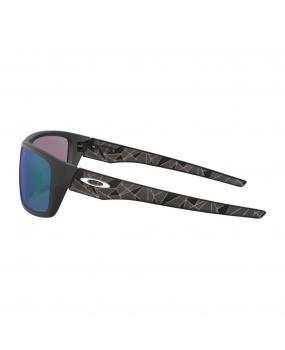 Gafas polarizadas de hombre Oakley DROP POINT NEGRO MATE lateral
