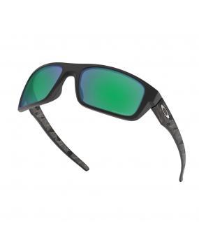 Gafas polarizadas de hombre Oakley DROP POINT NEGRO MATE contrapicada