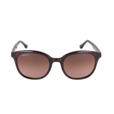 Gafas de sol de mujer Serengeti MARA CAREY BRILLO frontal