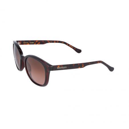 Gafas de sol de mujer Serengeti MARA CAREY BRILLO semi lateral