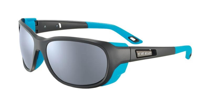 Gafas deportivas Cébé EVEREST Matt Grey Blue