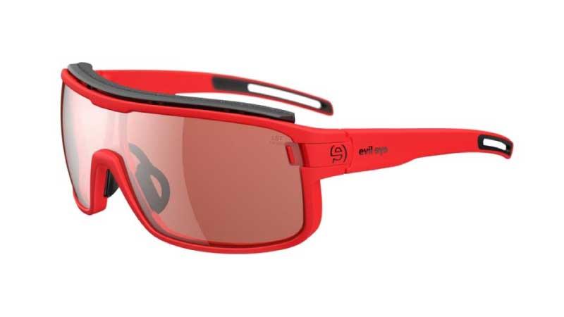 Gafas ciclismo alto contraste Evil Eye Vizor Pro