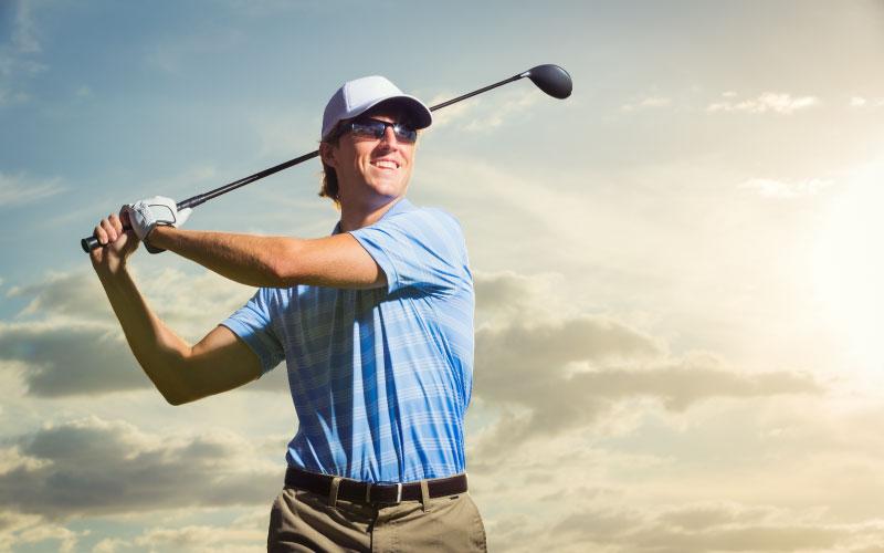 cómo elegir unas buenas gafas de golf